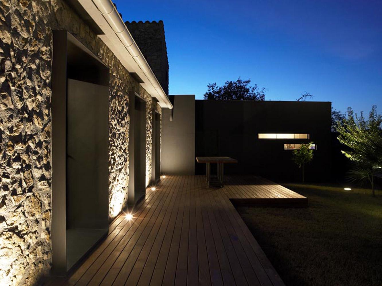 Francesc rif studio hospitality olivella for Progetti ville di lusso