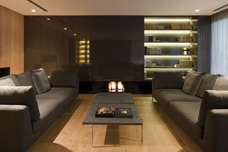 Francesc rif studio housing cg apartment for Studio y interior design